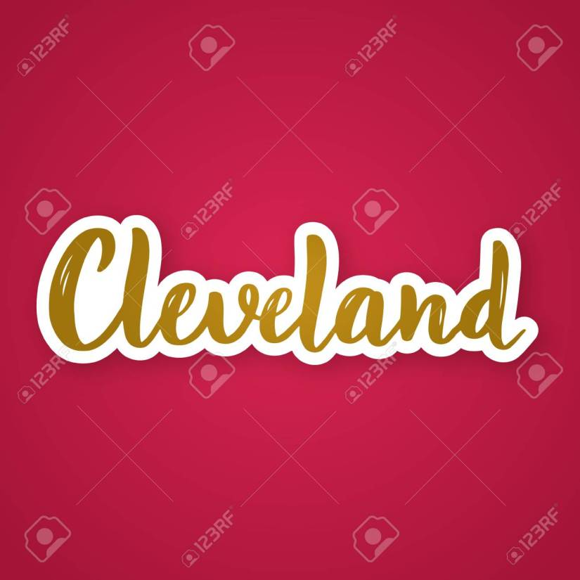 98106486-cleveland-hand-drawn-lettering-phrase-sticker-with-lettering-in-paper-cut-style-vector-illustration-